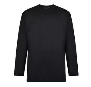 TIMPPA 015 BLACK LONG SLEEVE TEE