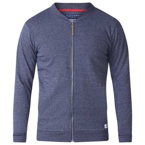 ARNIE NAVY FULL ZIP SWEATSHIRT