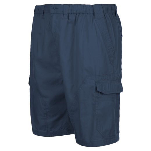 NAVY RIPSTOP SHORTS