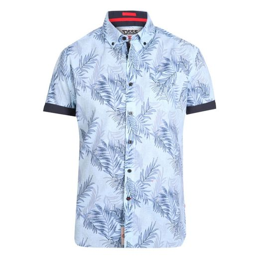 SANTANA SHORT SLEEVE  HAWAII SHIRT