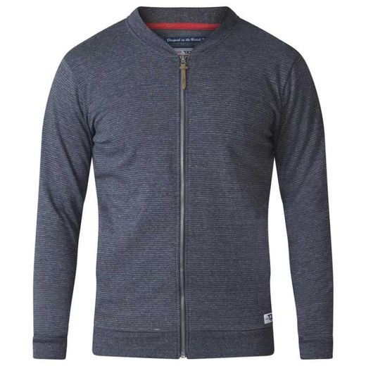 ARNIE GRAY FULL ZIP SWEATSHIRT