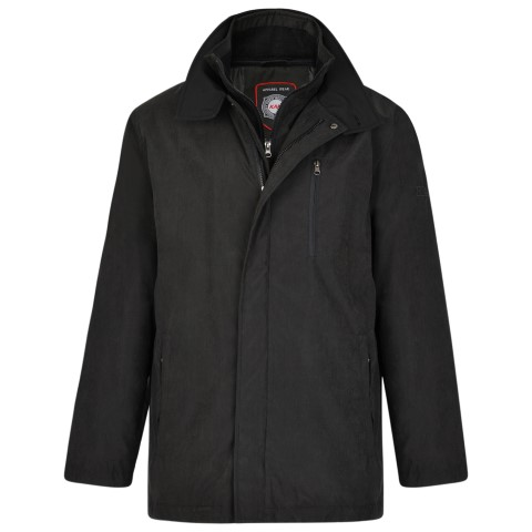 Men's plus size winter coat