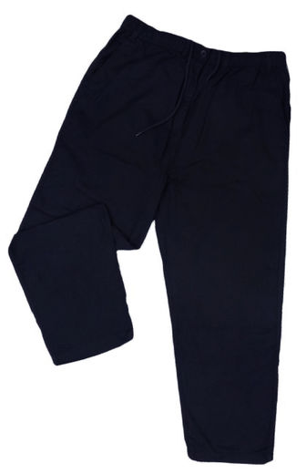 NAVY TWILLTROUSER