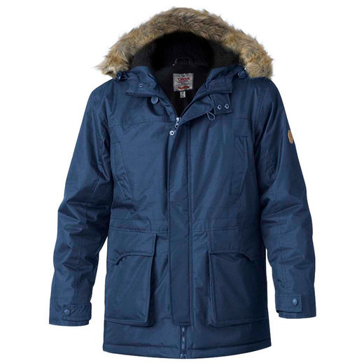 LOVETT NAVY PARKA