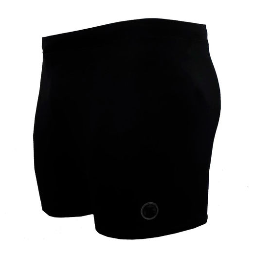 BLACK SWIM TRUNK