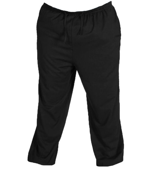 VINCE BLACK LOUNGE TROUSERS